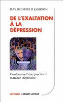 De l'exaltation à la dépression ebook
