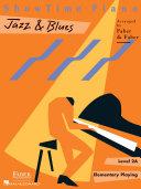 Pdf ShowTime Piano Jazz & Blues - Level 2A