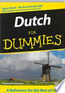List of Dummies Dutch E-book