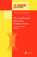 The Conformal Structure of Space Times