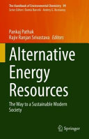 Alternative Energy Resources Book