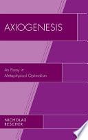 Axiogenesis
