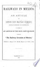 Railways in Mexico