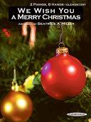 We Wish You a Merry Christmas Pdf/ePub eBook