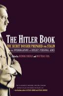 The Hitler Book Pdf/ePub eBook