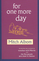 For One More Day Book Cover