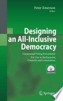 Designing an All Inclusive Democracy