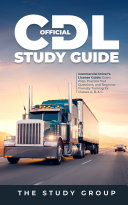 Official CDL Study Guide