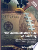 Administrative Side of Coaching