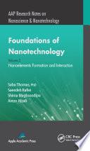 Foundations Of Nanotechnology Volume Two Book PDF