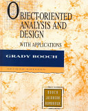 Object oriented Analysis and Design with Applications Book