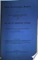 Memoirs Of The India Meteorological Department