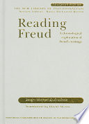 Reading Freud Book