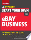 Start Your Own eBay Business Book