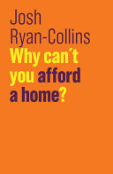 Why Can t You Afford a Home