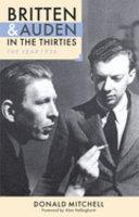 Britten and Auden in the Thirties