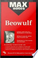 Beowulf Maxnotes Literature Guides