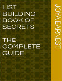 List Building Book of Secrets  The Complete Guide