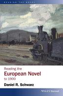 Reading the European Novel to 1900 Pdf/ePub eBook