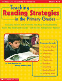 Teaching Reading Strategies in the Primary Grades