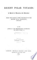 Recent Polar Voyages