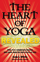 The Heart of Yoga Revealed Book
