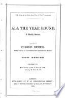 All the Year Round0 Book