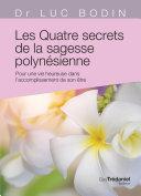 Pdf Les quatre secrets de la sagesse polynésoenne Telecharger