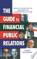 The Guide To Financial Public Relations