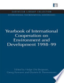 Year Book of International Co operation on Environment and Development