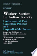 Government and Politics in India  : A Bibliographical Study of Contemporary Scenario Chronicling Rajiv Gandhi Era