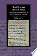 Ibadi Muslims of North Africa