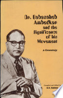 Dr. Ambedkar and the Significance of His Movement