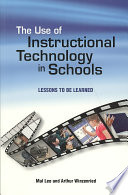 The Use of Instructional Technology in Schools