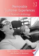 Memorable Customer Experiences