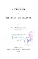 Pdf A Cyclopedia of Biblical Literature