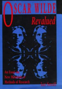Oscar Wilde Revalued