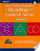 Successful Strategies for Reading in the Content Areas Grades 3-5
