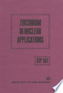 Zirconium In Nuclear Applications
