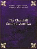 The Churchill family in America Pdf/ePub eBook