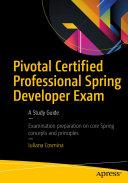 Pivotal Certified Professional Spring Developer Exam