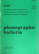 Phonographic Bulletin