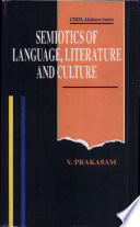 Semiotics of Language  Literature  and Culture Book