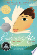 Enchanted Air Margarita Engle Cover