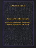 Food and Its Adulterations Pdf/ePub eBook