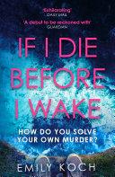 If I Die Before I Wake [Pdf/ePub] eBook