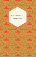 Roderick Hudson Pdf/ePub eBook