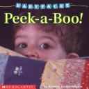 Peek a boo  Book PDF