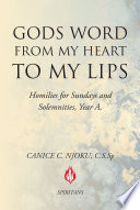 Gods Word from My Heart to My Lips Book