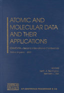 Atomic and Molecular Data and Their Applications Book